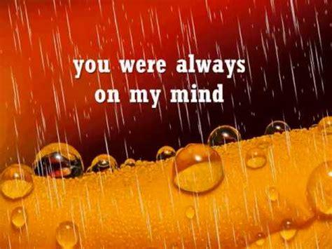 mind willie nelson lyrics youtube