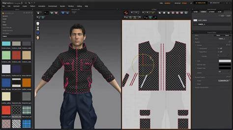 clothing designer apps marvelous designer 5 personal version