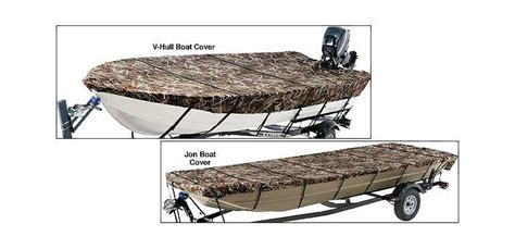 Cabela S Boat Covers by Trailerable Camo Boat Covers Cabela S