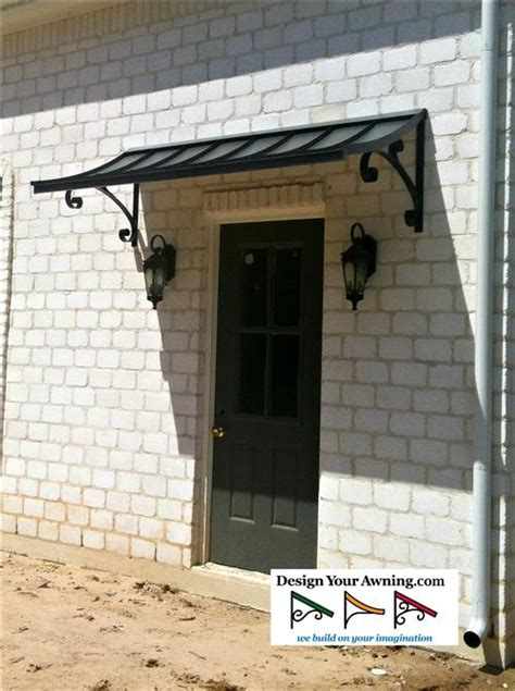 concave gallery metal awnings projects gallery