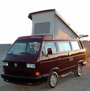 Volkswagen T3 Westfalia : 1990 volkswagen t3 westfalia camper german cars for sale blog ~ Nature-et-papiers.com Idées de Décoration