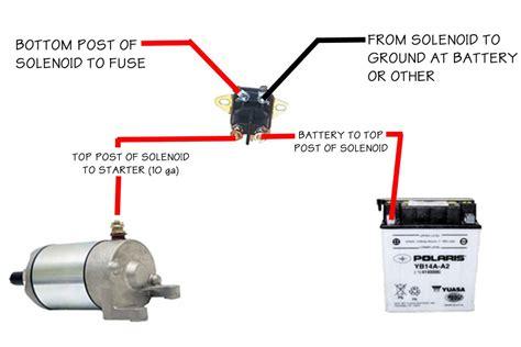 wiring diagram ford starter solenoid wiring diagram 4