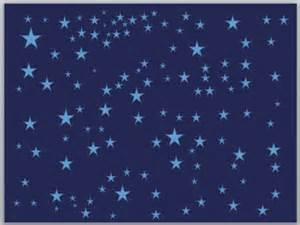 Night Sky Stars Drawing