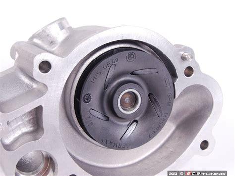 Ecs News  Bmw E46 M3 S54 Ecs Water Pump Pulley And Pumps