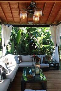 perfect tropical patio decor ideas 67 of the Most Breath-Taking Porch and Patio Designs on ...
