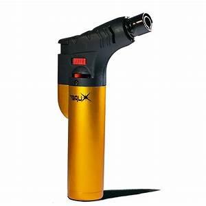 Xuper Metal Flame Jet Butane Torch Lighter Lock