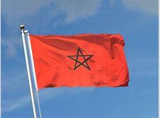 Marokko Fahne kaufen 90 x 150 cm FlaggenPlatzde