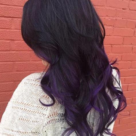 purple ombre hair ideas worth checking  hair