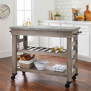 Kitchen Island Cart - [peenmedia com]
