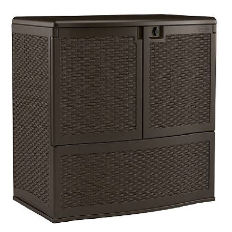 suncast oasis vertical deck box suncast backyard oasis vertical deck box image mag