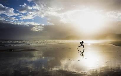 Running Wallpapers Run Nike Uni Athlete Beach