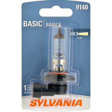 9140 bulb sylvania fog basic light blister halogen silverstar zxe led pack front zevo headlights lights