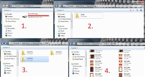 how to transfer photos from iphone to computer windows 7 how to transfer photos from iphone to pc macworld uk How T