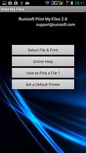 Print my files android apps on google play for My documents android