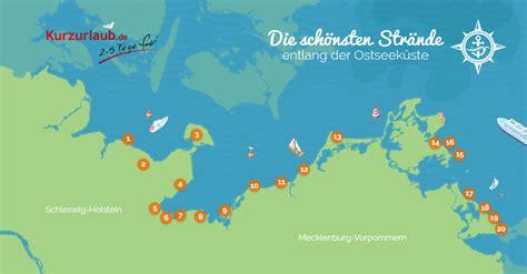 Die 20 Schönsten Strände An Der Ostsee
