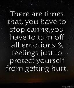 Quotes About Hurt Feelings Emotions. QuotesGram