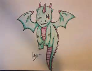How to Draw Cute Dragons