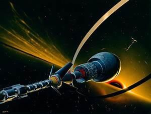 Classic Sci-Fi Spaceships Make Me Nostalgic For A Future ...