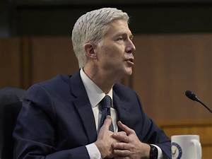 Gorsuch Confirmation Hearings End And The Political Games ...