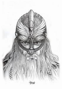15 best Viking Warrior Tattoo Drawings images on Pinterest ...