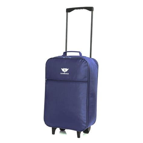 Easyjet Cabin Suitcase by Easyjet Flybe Ryanair Cabin Carry On Luggage Trolley