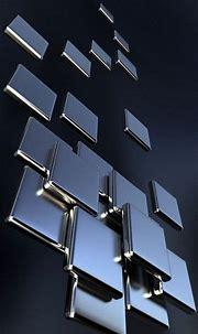 Картинка Cubes 3D (Кубики 3D) 360x640 / Скачать картинки ...