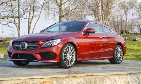 Mercedes C Class Coupe Picture by 2017 Mercedes C Class Coupe Drive Review
