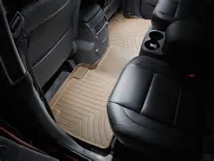 weathertech floor mats floorliner for nissan armada 2004