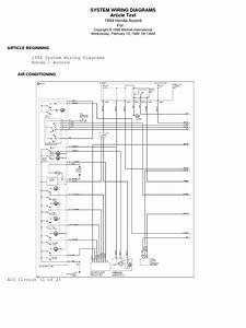 1998 Honda Accord Starter Wiring Diagram