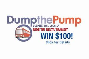 Tri Delta Transit to Join 12th Annual National Dump the ...
