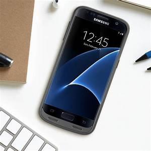 Atomic S Pro Battery Case For Samsung Galaxy S7  U2013 Black