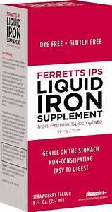 Discount Ferretts IPS Liquid Iron Supplement Deals ...