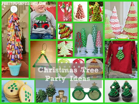 works christmas party ideas tree ideas on purpose