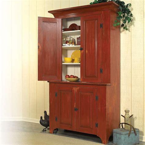 stepback cupboard woodworking plan woodworkersworkshop