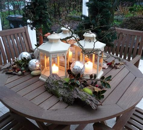 Weihnachtsdeko Für Garten Gebraucht by Die Besten 25 Wohnen Und Garten Ideen Auf