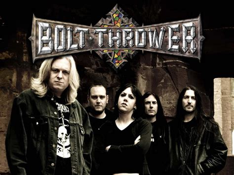 bolt thrower metal blade records