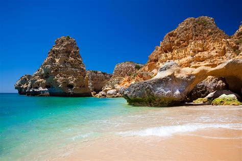 Where To Find The Best Algarve Beaches Lonely Planet