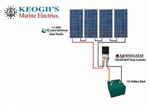 Wiring Diagrams For Caravan Solar System  U2013 Volovets Info