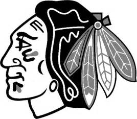 chicago blackhawks logo coloring page chicago blackhawks logo coloring - Chicago Blackhawks Coloring Pages