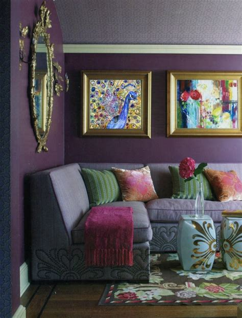 17 Best Images About Jewel Toned Room Designs On Pinterest