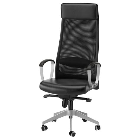 ikea office desk chair markus swivel chair glose black ikea