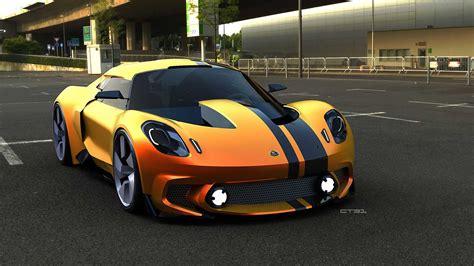 Lotus Car 2019 : 2020 Lotus Elise Render Begs To Be Noticed By New Owner Geely