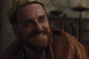 food of the month clubs macbeth trailer look at michael fassbender in