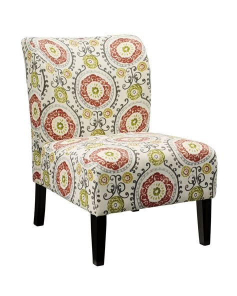 honnally accent chair floral 5330260 at