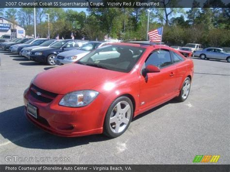 Search Results Specifications 2007 Chevrolet Cobalt Ss