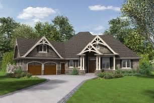 one story craftsman style homes craftsman style house plan 3 beds 2 5 baths 2233 sq ft