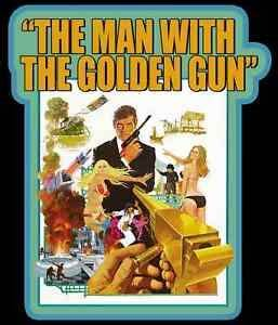 70's James Bond 007 Classic The Man with the Golden Gun ...