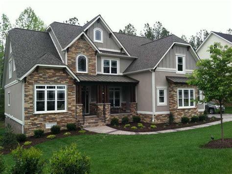 modern metal wall craftsman style exterior doors brick house colors on brown