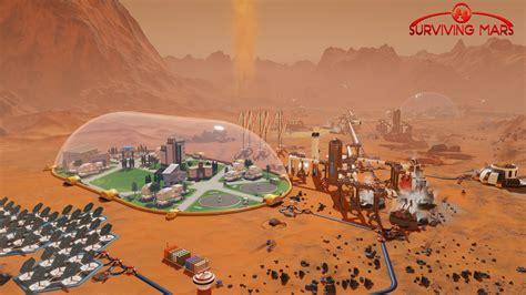 Wallpaper Surviving Mars, screenshot, 4k, Games #17773