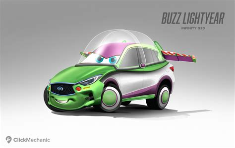 8 Alternative Pixar Cars